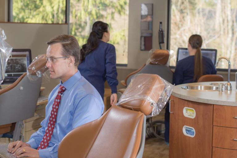 Dr Sullivan from Sullivan Bastian Orthodontics
